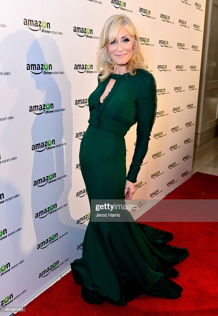 Actress <a gi-track='captionPersonalityLinkClicked' href=/galleries/search?phrase=Judith+Light&family=editorial&specificpeople=214207 ng-click='$event.stopPropagation()'>Judith Light</a> attends the 'Transparent' Cast and Crew Golden Globes Viewing Party at The London West Hollywood on January 11, 2015 in West Hollywood, California.