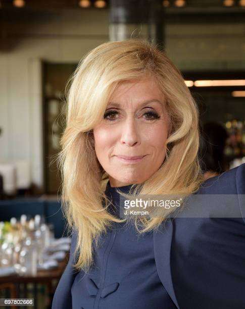 Actress Judith Light attends the VIP Lunch In Honor Of Travelzoo at Spring Place on June 19 2017 in New York City Travelzoo is the only publicly...