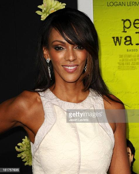 Actress Judith Shekoni attends the premiere of 'The Perks of Being a Wallflower' at ArcLight Cinemas on September 10 2012 in Hollywood California