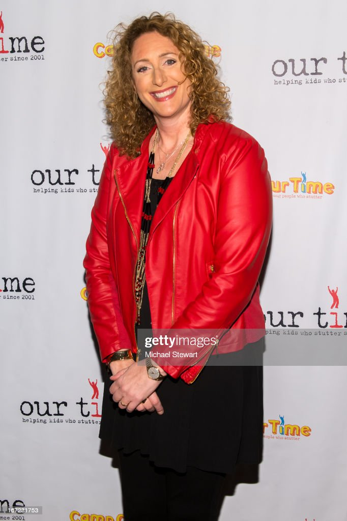 Actress Judy Gold attends Our Time's 11th Annual Benefit Gala at the Jack H. Skirball Center for the Performing Arts on April 22, 2013 in New York City.