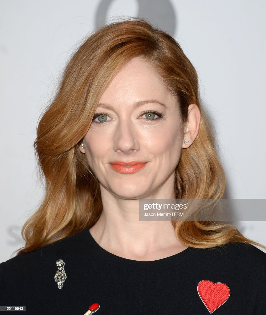 Actress Judy Greer arrives at The Hollywood Reporter's 22nd Annual Women In Entertainment Breakfast at Beverly Hills Hotel on December 11, 2013 in Beverly Hills, California.