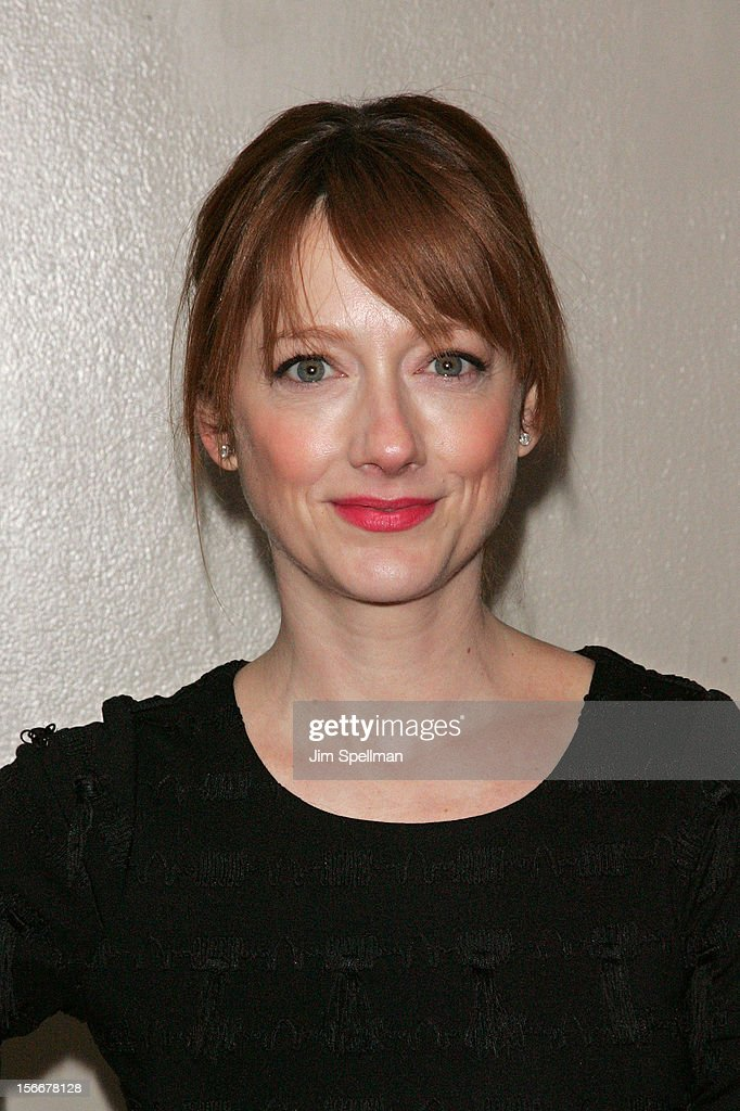Actress Judy Greer attends the 'Hitchcock' New York Premiere after party at on November 18, 2012 in New York City.