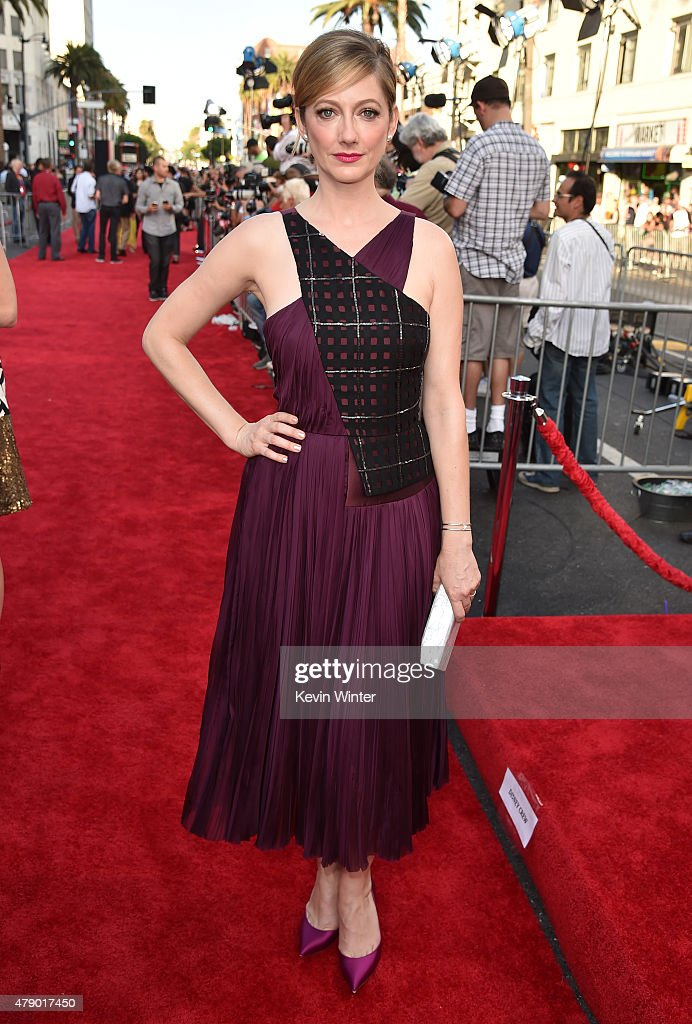 Actress Judy Greer attends the premiere of Marvel's 'Ant-Man' at the Dolby Theatre on June 29, 2015 in Hollywood, California.