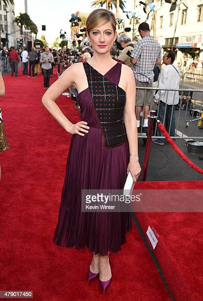 Actress Judy Greer attends the premiere of Marvel's 'AntMan' at the Dolby Theatre on June 29 2015 in Hollywood California