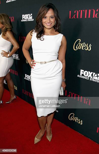 Actress Judy Reyes attends Latina Magazine's 'Hollywood Hot List' Party at Sunset Tower on October 2 2014 in West Hollywood California