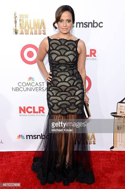 Actress Judy Reyes attends the 2014 NCLR ALMA Awards at the Pasadena Civic Auditorium on October 10 2014 in Pasadena California