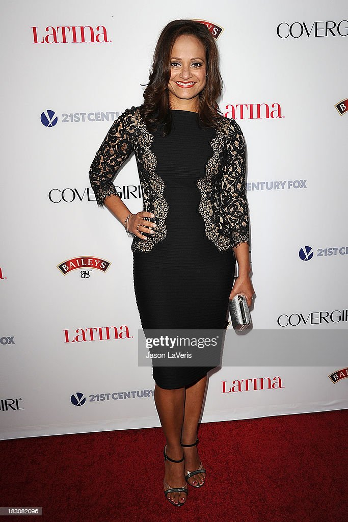 Actress <a gi-track='captionPersonalityLinkClicked' href=/galleries/search?phrase=Judy+Reyes&family=editorial&specificpeople=241209 ng-click='$event.stopPropagation()'>Judy Reyes</a> attends the Latina Magazine 'Hollywood Hot List' party at The Redbury Hotel on October 3, 2013 in Hollywood, California.