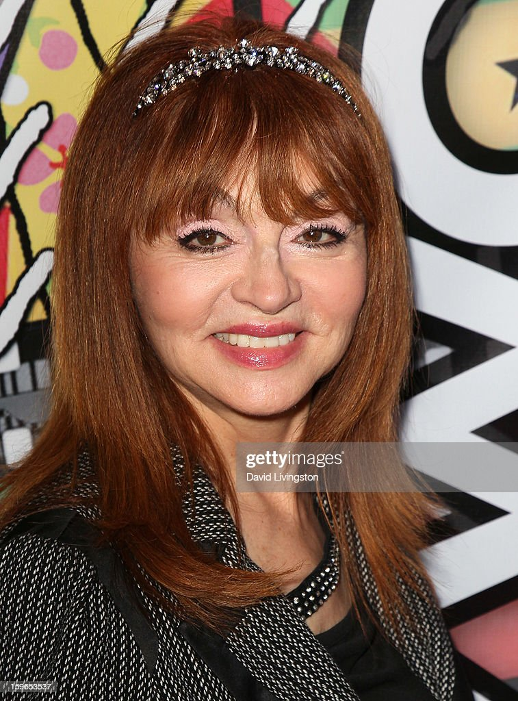 Actress Judy Tenuta attends the 'Directors Series' 2nd Annual Commemorative Ticket press event presented by Red Line Tours at the Egyptian Theatre on January 17, 2013 in Hollywood, California.