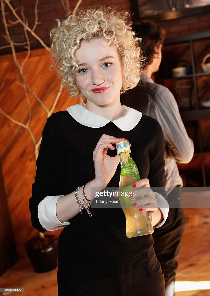 Actress Julia Garner attends Day 1 of Tea of A Kind at Village At The Lift 2013 on January 18, 2013 in Park City, Utah.