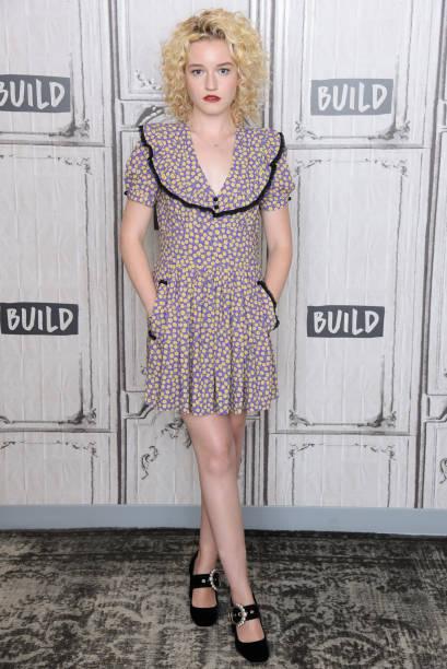 Build Presents Julia Garner Discussing The New TV Show