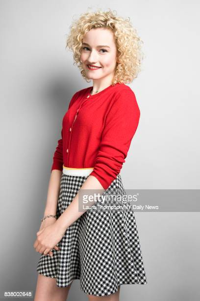 Actress Julia Garner photographed for NY Daily News on April 22 2017 in New York City