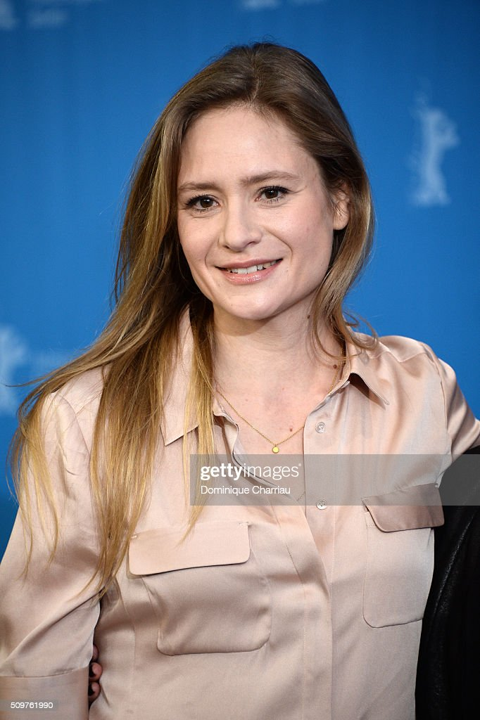 Actress <a gi-track='captionPersonalityLinkClicked' href=/galleries/search?phrase=Julia+Jentsch&family=editorial&specificpeople=217557 ng-click='$event.stopPropagation()'>Julia Jentsch</a> attends the 'All Of A Sudden' photo call during the 66th Berlinale International Film Festival Berlin at Grand Hyatt Hotel on February 12, 2016 in Berlin, Germany.