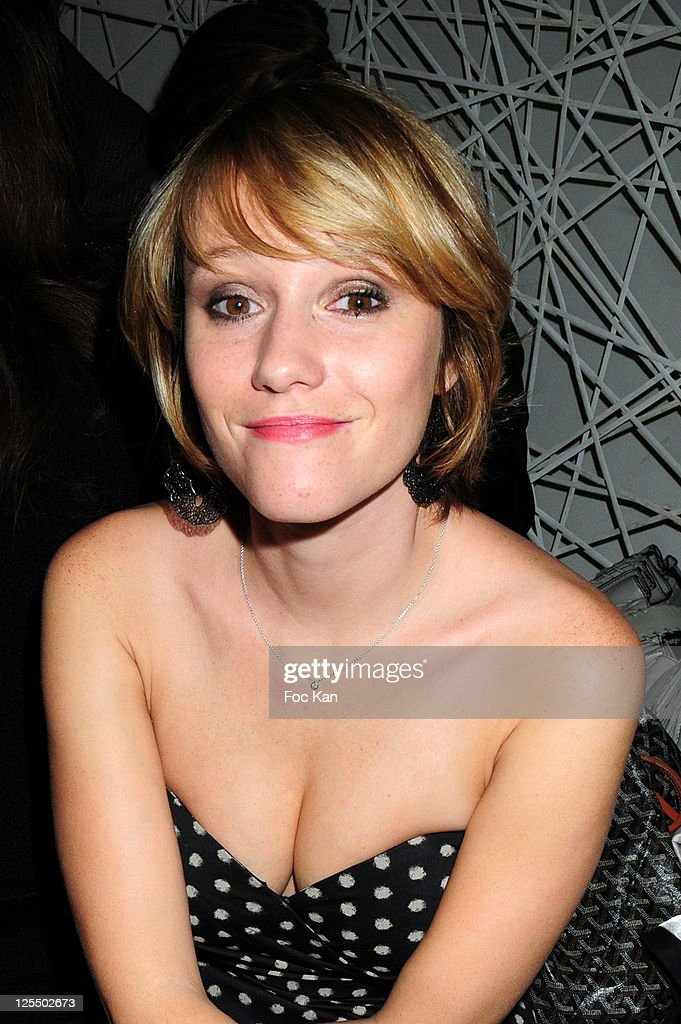 Actress <b>Julia Livage</b> attends the Hotel 'Domaine de Lonvilliers - Saint ... - actress-julia-livage-attends-the-hotel-domaine-de-lonvilliers-saint-picture-id125502673
