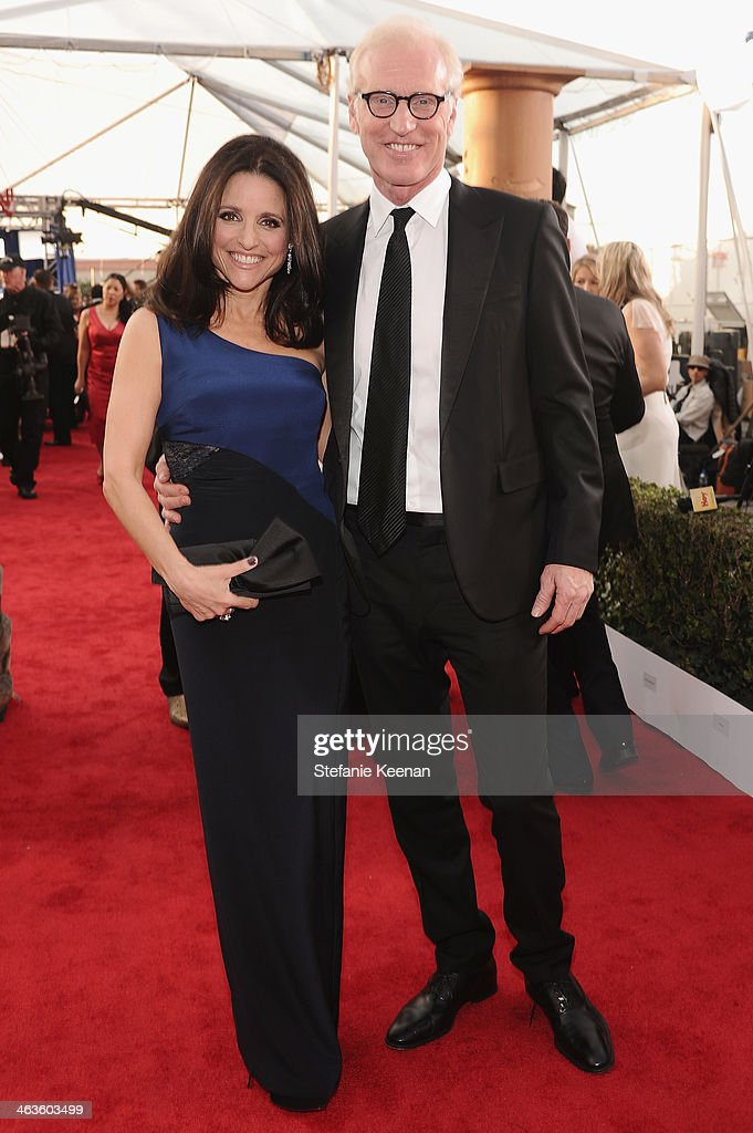 20th Annual Screen Actors Guild Awards - Red Carpet Style