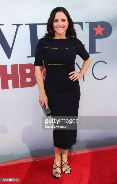 Actress Julia LouisDreyfus attends HBO's 'Veep' FYC event at Saban Media Center on May 25 2017 in North Hollywood California