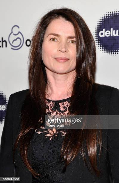 Actress Julia Ormond attends the March of Dimes Celebration of Babies Luncheon at Beverly Hills Hotel on December 6 2013 in Beverly Hills California