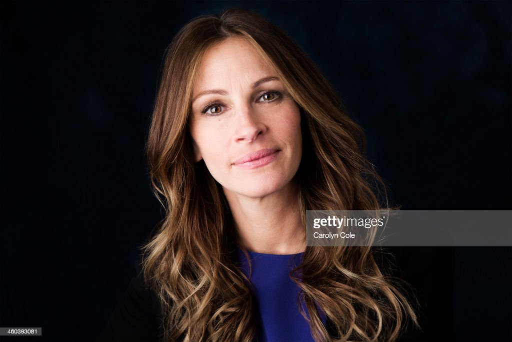 Actress Julia Roberts is photographed for Los Angeles Times on December 26, 2013 in Los Angeles, California. PUBLISHED IMAGE.