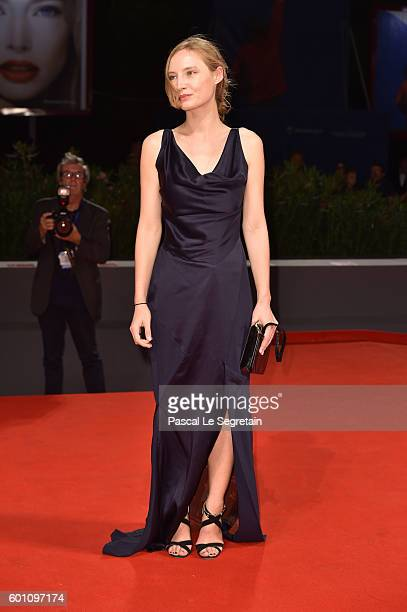 Actress Julia Roy attends the premiere of 'Never Ever' during the 73rd Venice Film Festival at Sala Grande on September 9 2016 in Venice Italy