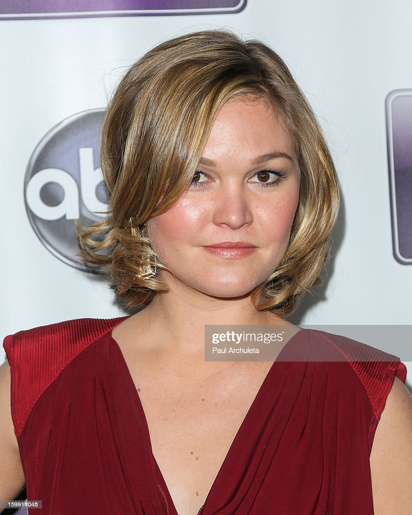 Actress Julia Stiles attends the premiere of 'The Makeover' at the Fox Studio Lot on January 22, 2013 in Century City, California.