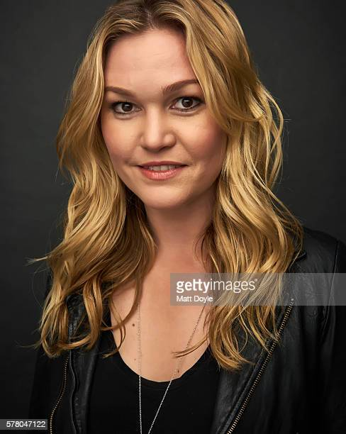 Actress Julia Stiles is photographed for People Magazine on July 11 in New York City