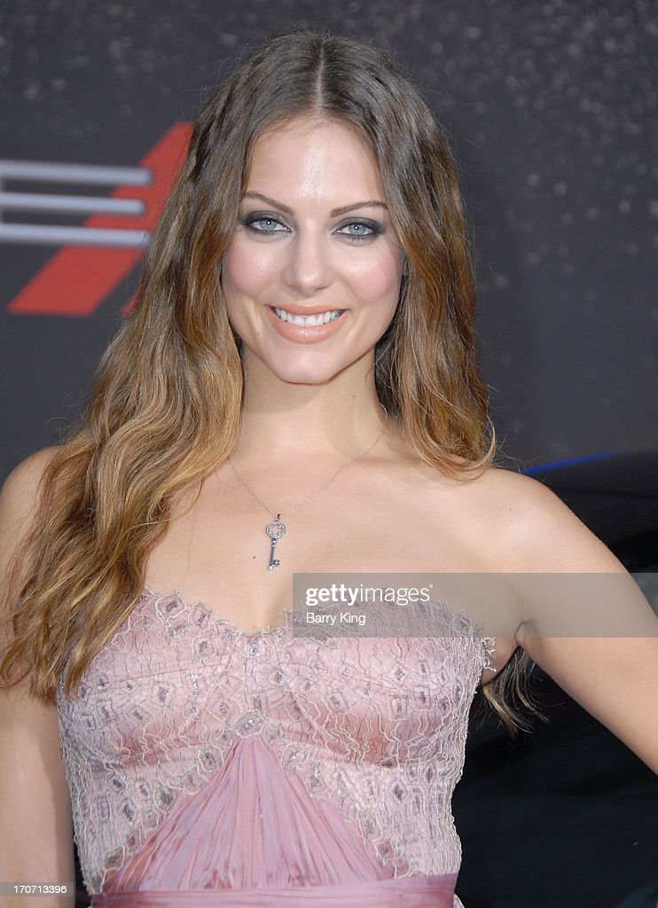 Actress Julia Voth attends the premiere of 'Fast & Furious 6' at Universal CityWalk on May 21, 2013 in Universal City, California.
