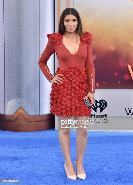 Actress Juliana Harkavy arrives at the premiere of Warner Bros Pictures' 'Wonder Woman' at the Pantages Theatre on May 25 2017 in Hollywood California