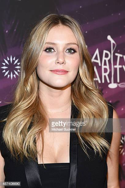 Actress Julianna Guill attends the 3rd Annual Hilarity for Charity Variety Show to benefit the Alzheimer's Association presented by Genworth at...