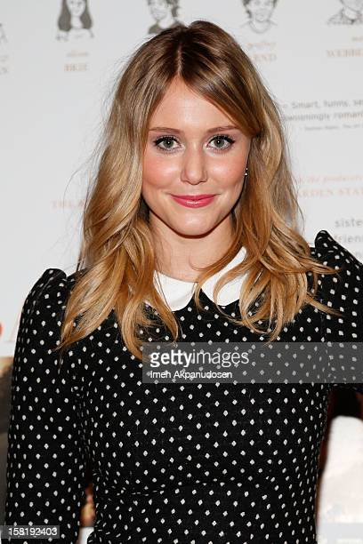 Actress Julianna Guill attends the screening of 'Save The Date' on December 10 2012 in Los Angeles California