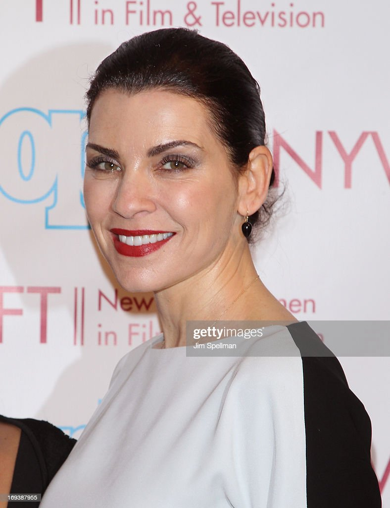 Actress Julianna Margulies attends 2013 NYWIFT Designing Women Awards at The McGraw-Hill Building on May 23, 2013 in New York City.