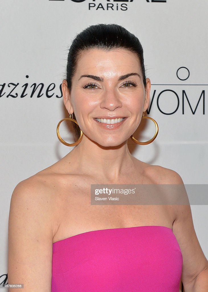 Actress Julianna Margulies attends Seventh Annual Women of Worth Awards at Hearst Tower on December 6, 2012 in New York City.