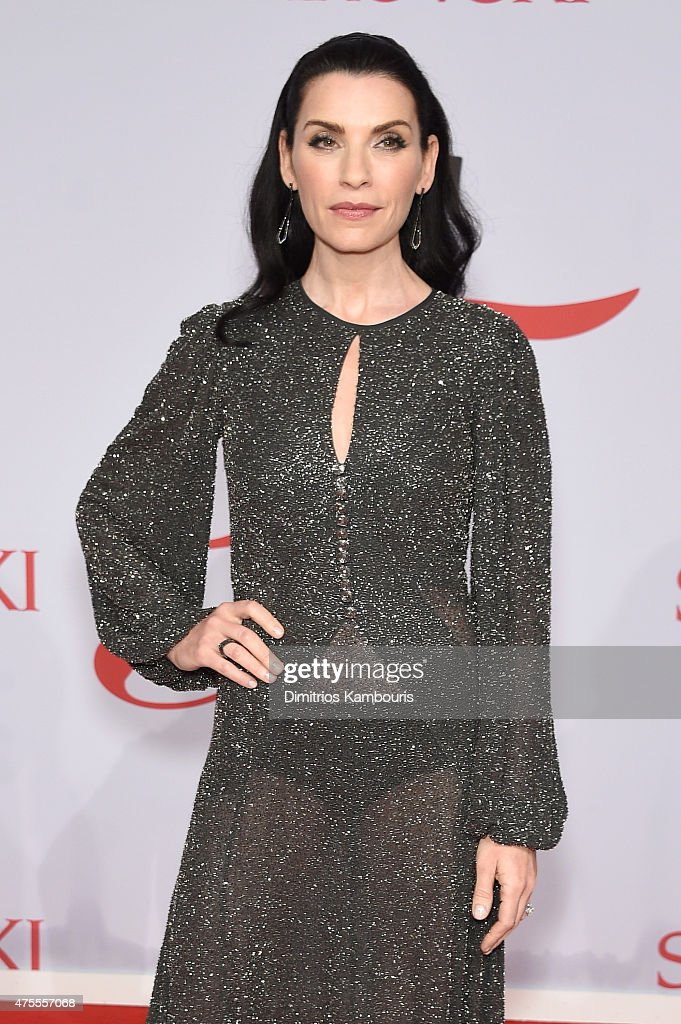 Actress Julianna Margulies attends the 2015 CFDA Fashion Awards at Alice Tully Hall at Lincoln Center on June 1, 2015 in New York City.