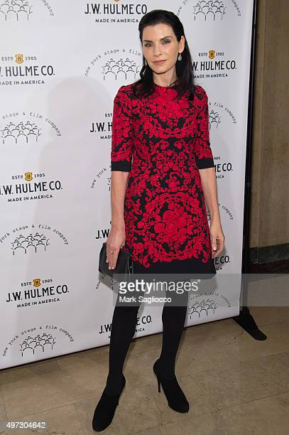 Actress Julianna Margulies attends the 2015 New York Stage and Film Gala at The Plaza Hotel on November 15 2015 in New York City