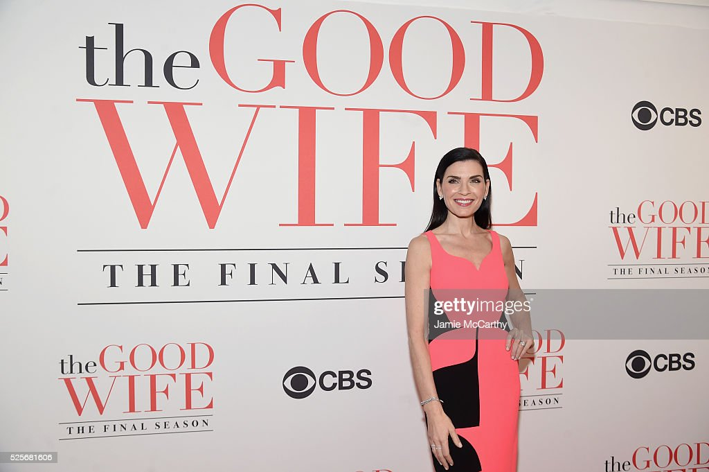 """The Good Wife"" Finale Party"