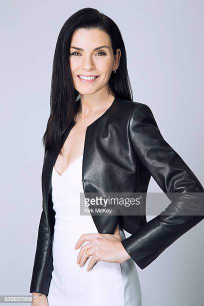 Actress Julianna Margulies is photographed for Los Angeles Times on April 25 2016 in Los Angeles California PUBLISHED IMAGE CREDIT MUST READ Kirk...