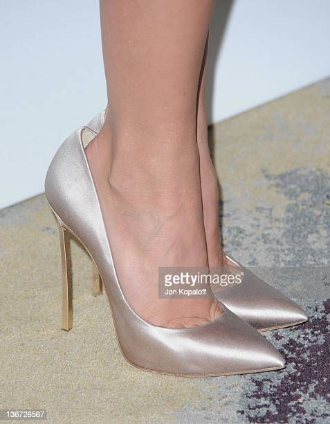 Actress Julianne Hough arrives at Forevermark And InStyle Golden Globes Event 'A Promise Of Beauty And Brilliance' at the Beverly Hills Hotel on...