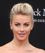 Actress Julianne Hough arrives at the 3rd Biennial Rebels With A Cause Fundraiser at Barker Hangar on May 11 2016 in Santa Monica California