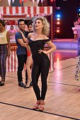 LIVE Actress Julianne Hough as 'Sandy' during the dress rehearsal for GREASE LIVE airing LIVE Sunday Jan 31 on FOX