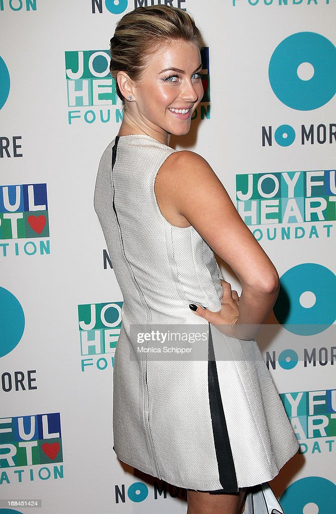 Actress Julianne Hough attends the 2013 Joyful Heart Foundation gala at Cipriani 42nd Street on May 9, 2013 in New York City.