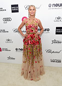 Actress Julianne Hough attends the 23rd Annual Elton John AIDS Foundation Academy Awards Viewing Party on February 22 2015 in Los Angeles California