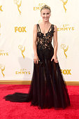 Actress Julianne Hough attends the 67th Annual Primetime Emmy Awards at Microsoft Theater on September 20 2015 in Los Angeles California