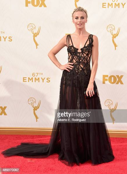 Actress Julianne Hough attends the 67th Emmy Awards at Microsoft Theater on September 20 2015 in Los Angeles California 25720_001