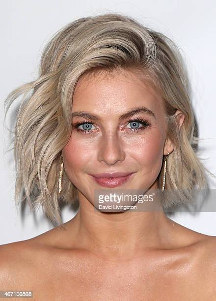 Actress Julianne Hough attends the Create Cultivate's Speaker Celebration at The Line Hotel on March 20 2015 in Los Angeles California