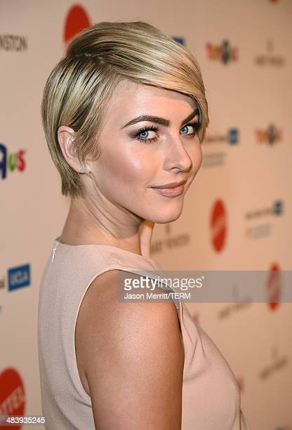 Actress Julianne Hough attends The Kaleidoscope Ball – Designing the Sweet Side of LA benefiting the UCLA Children's Discovery and Innovation...