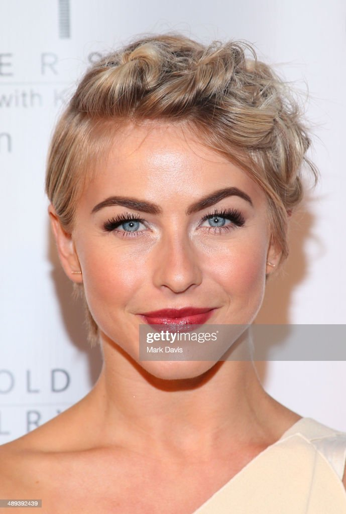 Actress Julianne Hough attends the 'Open Hearts Foundation 4th Annual Gala' on May 10 2014 in Malibu California