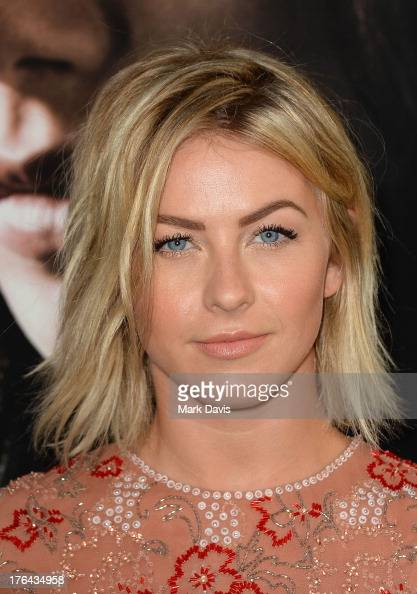 Actress Julianne Hough attends the premiere of Screen Gems Constantin Films' 'The Mortal Instruments City of Bones' at ArcLight Cinemas Cinerama Dome...