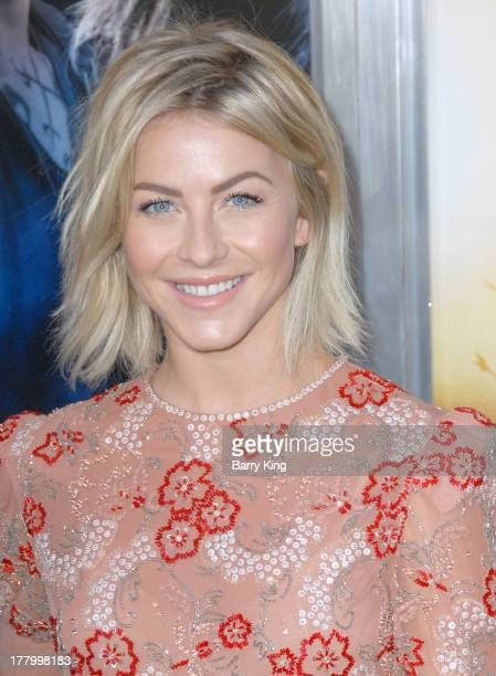 Actress Julianne Hough attends the premiere of 'The Mortal Instruments City Of Bones' on August 12 2013 at ArcLight Cinemas Cinerama Dome in...