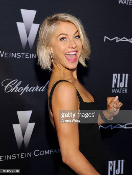 Actress Julianne Hough attends The Weinstein Company's Academy Awards Nominees Dinner in partnership with Chopard DeLeon Tequila FIJI Water and MAC...