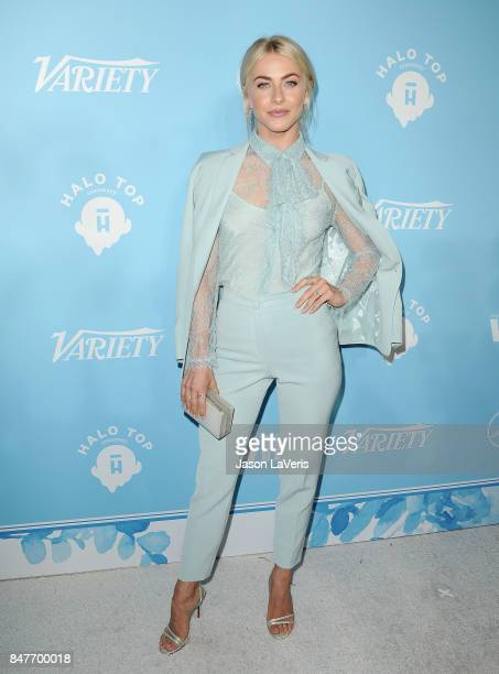 Actress Julianne Hough attends Variety and Women In Film's 2017 preEmmy celebration at Gracias Madre on September 15 2017 in West Hollywood California