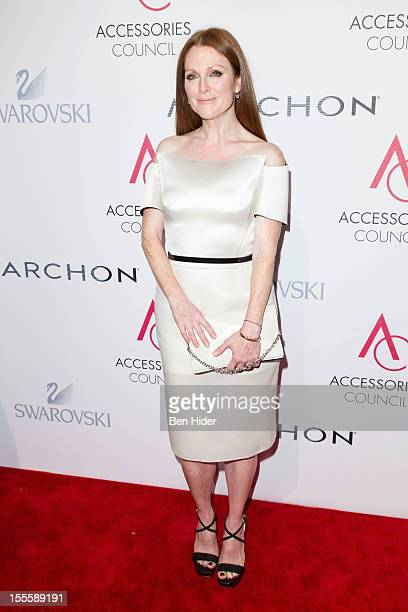 Actress Julianne Moore attends the 16th Annual Ace Awards at Cipriani 42nd Street on November 5 2012 in New York City