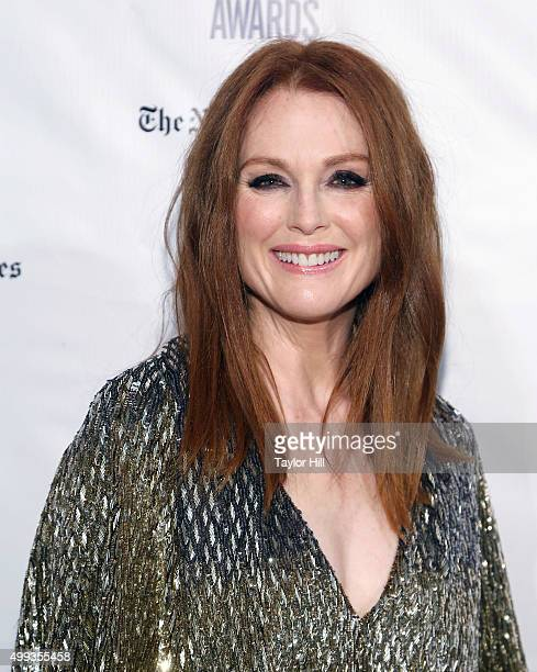 Actress Julianne Moore attends the 2015 Gotham Independent Film Awards at Cipriani Wall Street on November 30 2015 in New York City